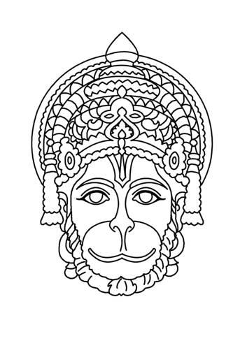 Rama and sita story role-play masks (sb1787) sparklebox.